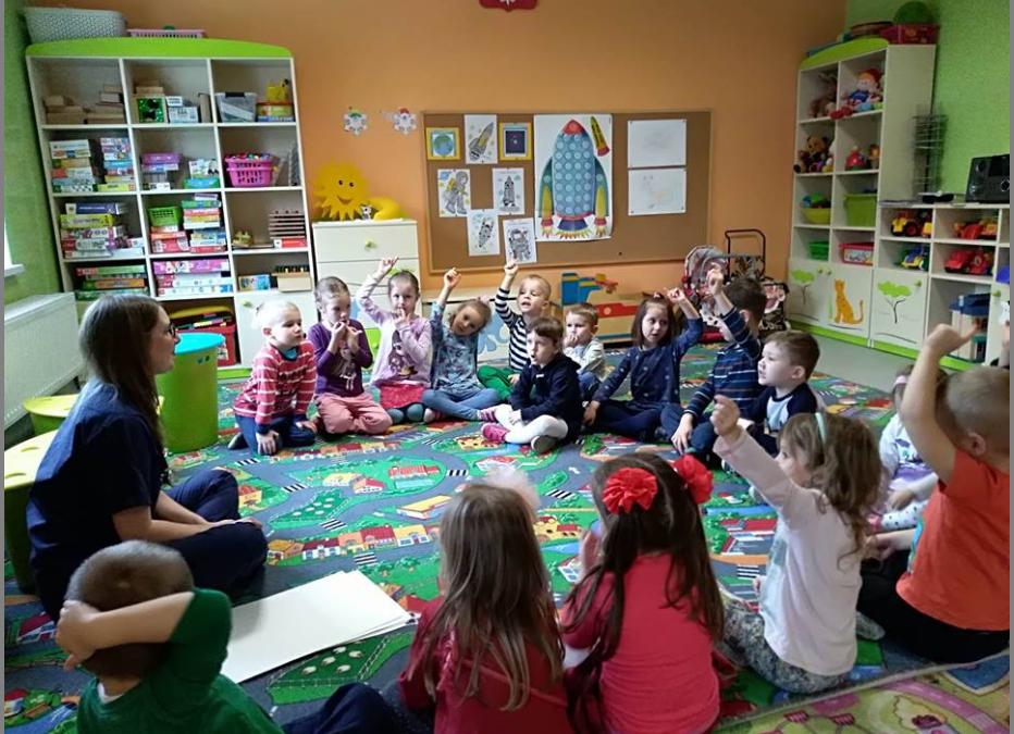 Prelekcje przedszkole – Pszczyna 2018