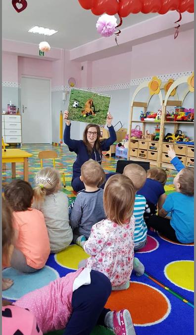 Prelekcje żłobek – Jankowice 2018